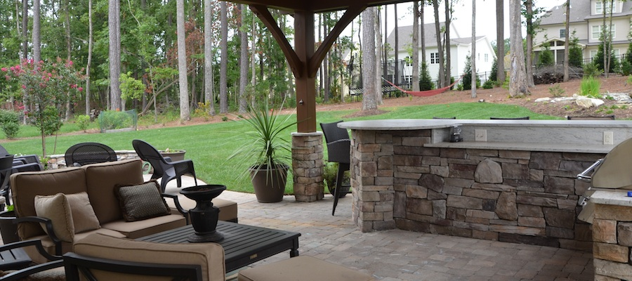 Patio and Landscapes