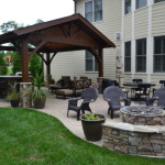 Outdoor Pavers and Patio
