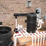 Raleigh pond filter system